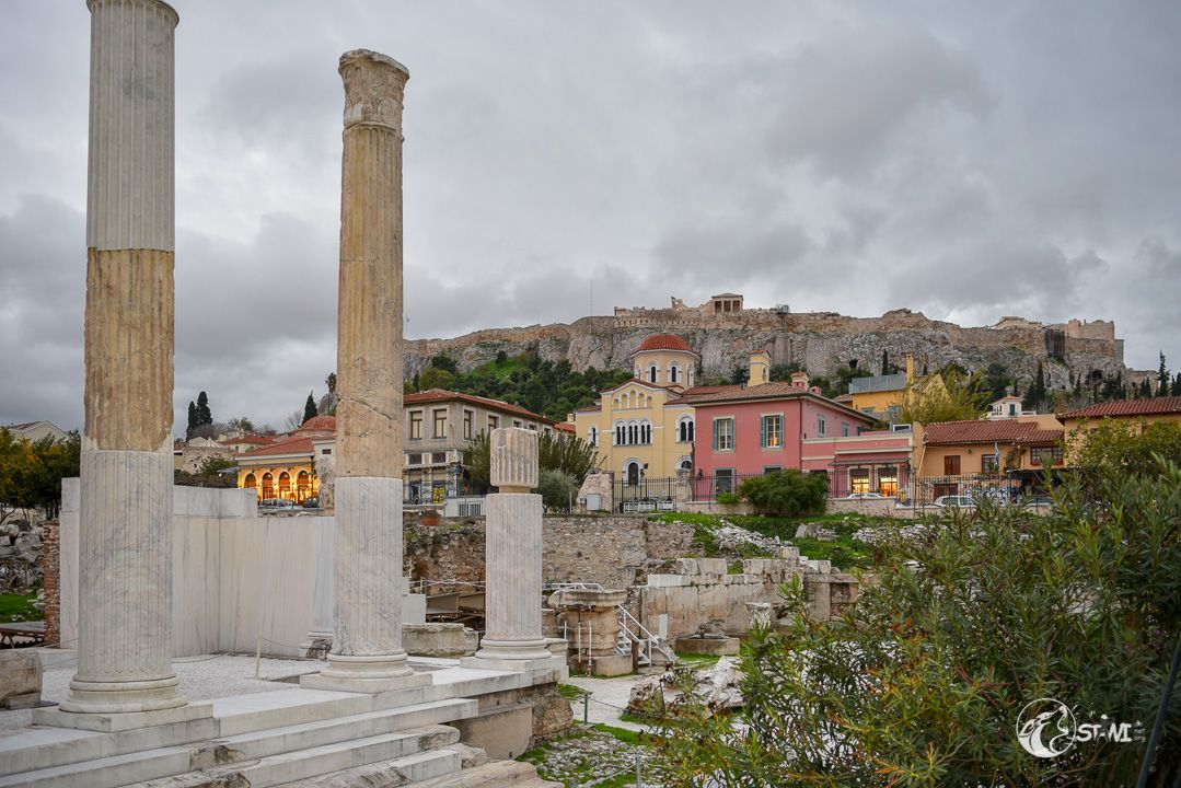 Römische Agora