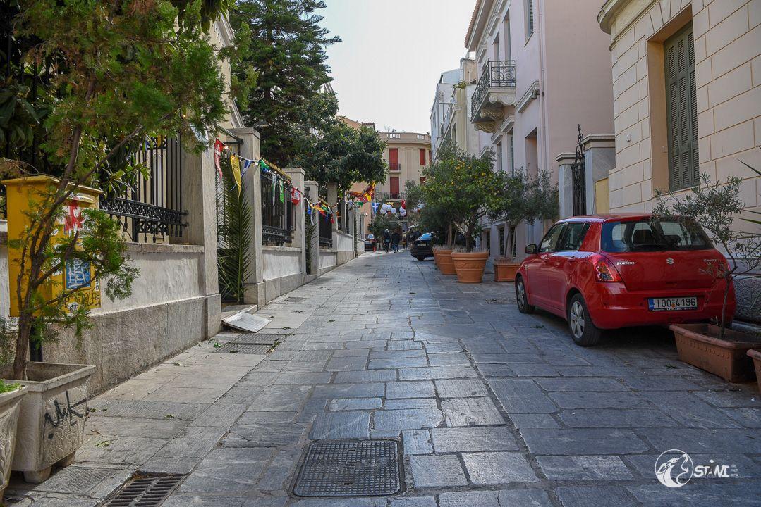 Irgendwo in Athen