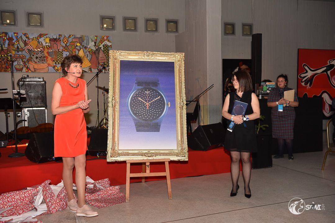 Enthüllung der Event Swatch 2018