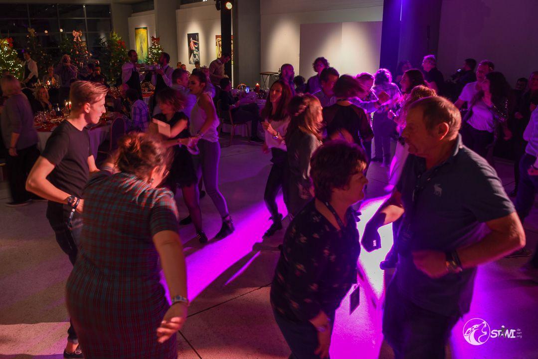 Tanzen bis nach Mitternacht