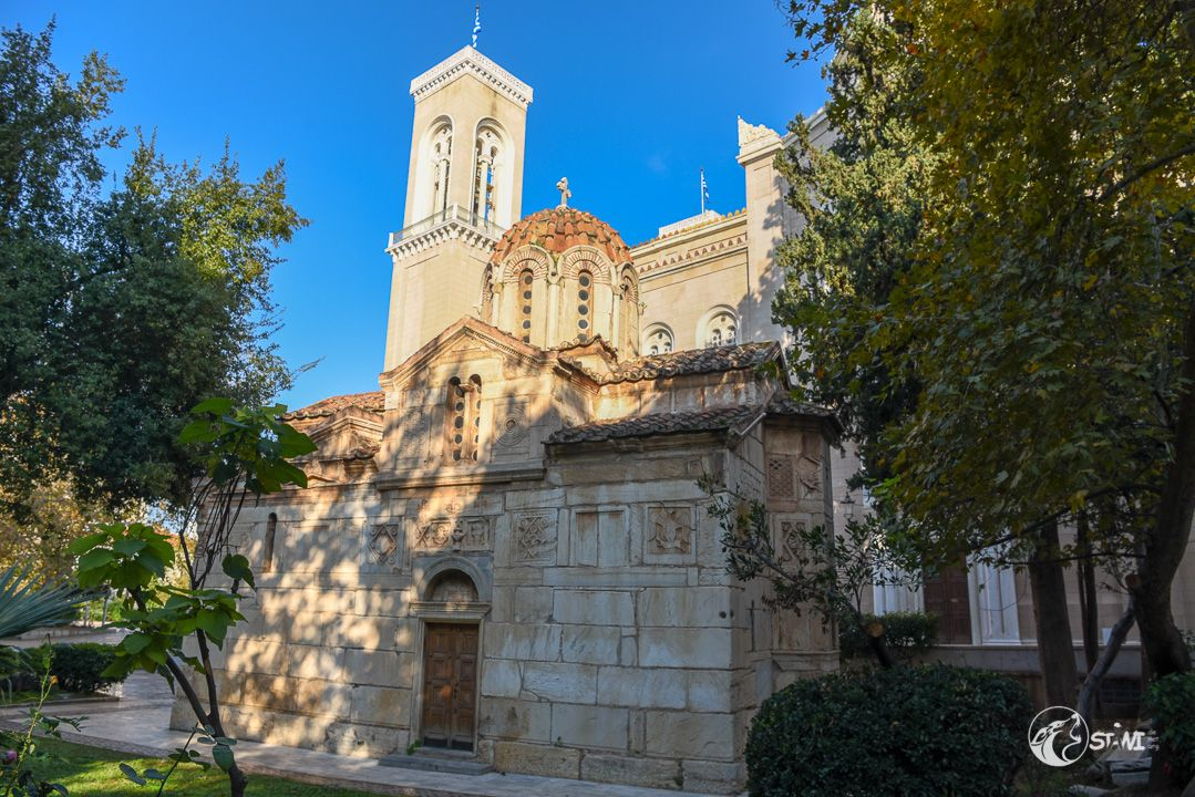 Agios Eleftherios Church & Metropolitan Church of Athens
