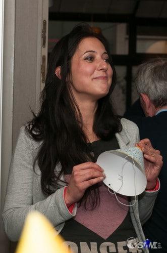 Special Guest: Sabina Perrella.