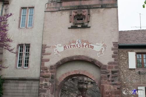 Ankunft Kienzheim