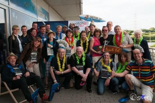 Gruppenbild for dem Sea Life. Oberhausen.