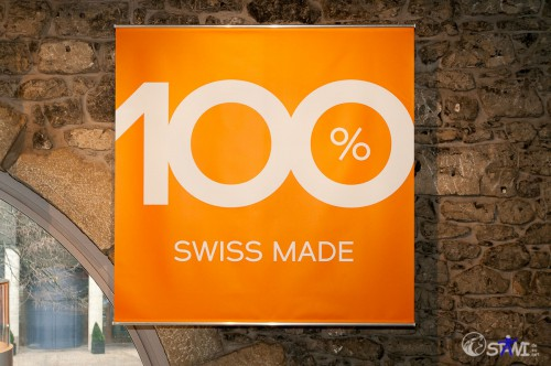 Sistem51 = 100% Swiss Made!