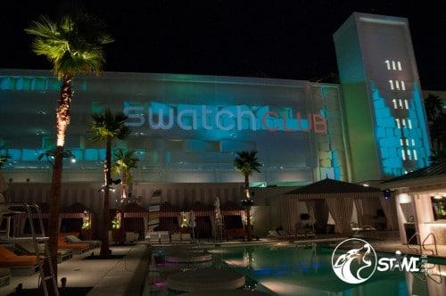 Swatch Branding