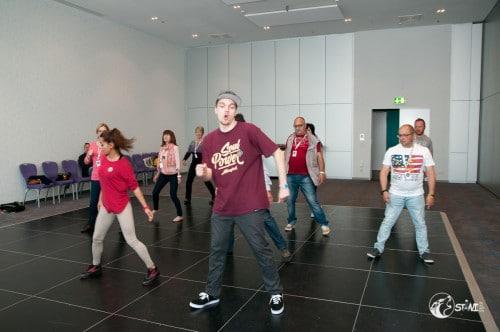 Dance Workshop.