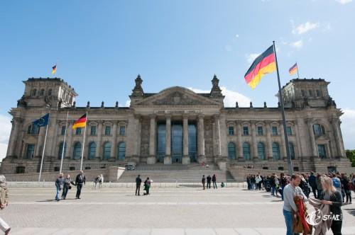 Abschied von Berlin.