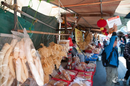 Tai O Fishing Village.