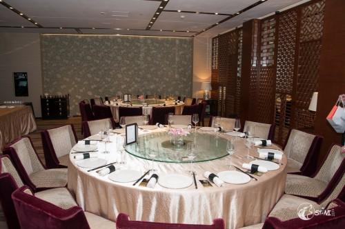 Unser Restaurant für den Abend.