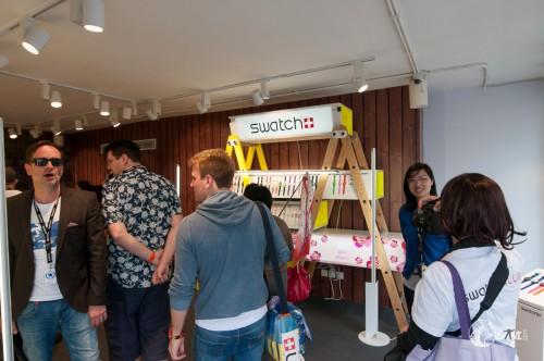 Swatch Instant Store Macau.