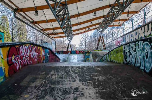Skatepark de Bercy