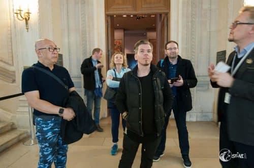 Staunen im Louvre