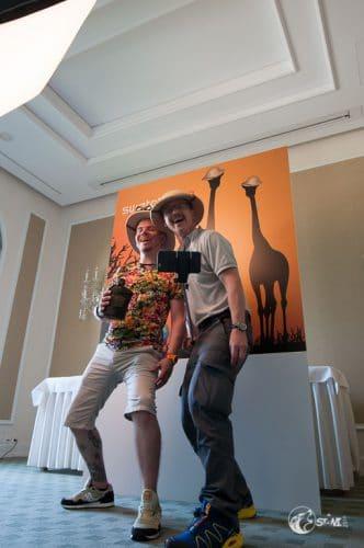 Selfie Workshop mit Fotograf...